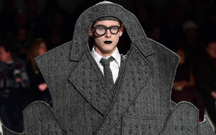 Thom Browne Paris Fashion Week Fall 2017