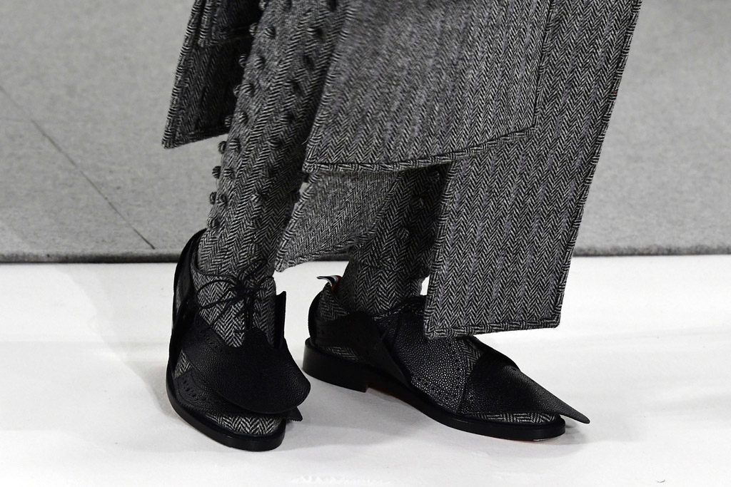 thom browne fall 2017 collection shoes