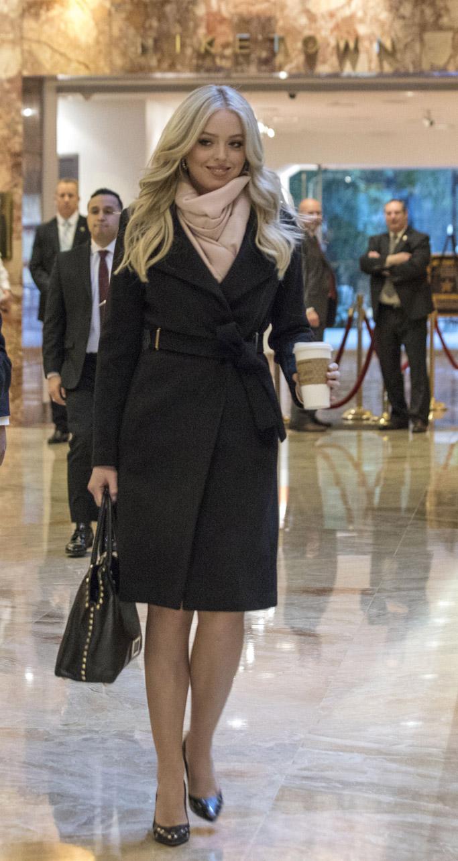 tiffany trump inauguration party