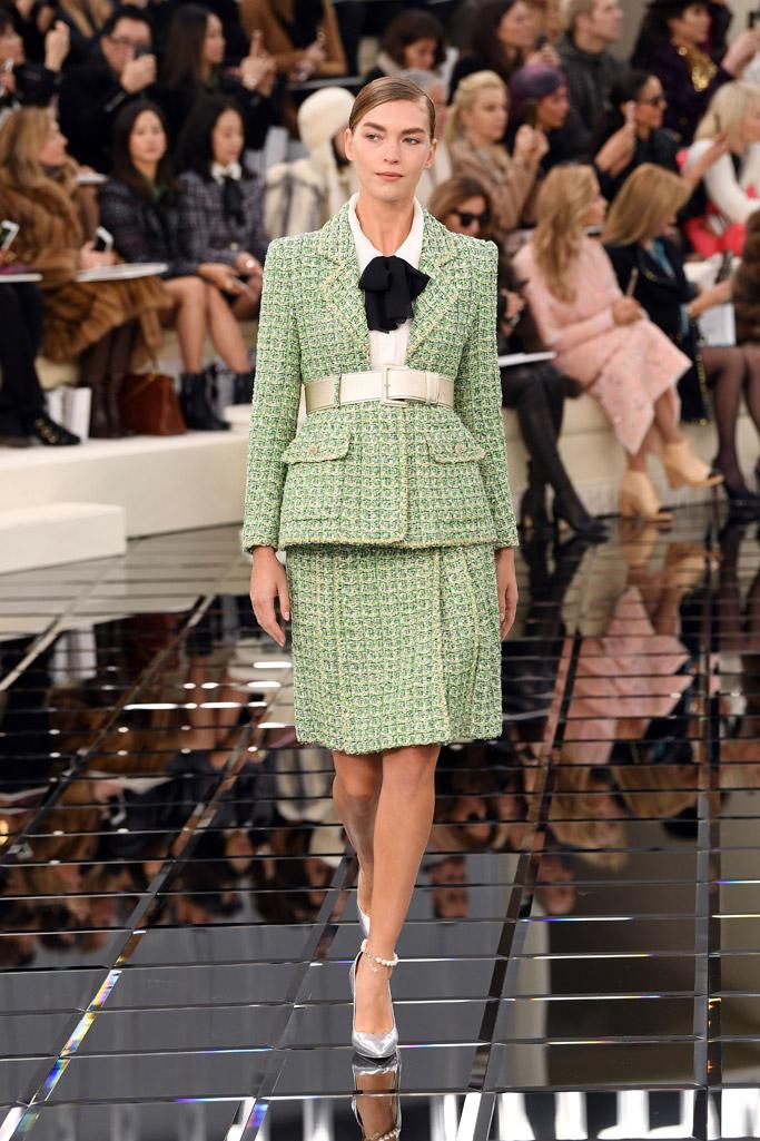 Arizona Muse Haute Couture Fashion Week Runway