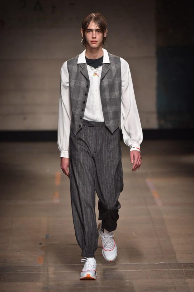 Topman Fall 2017 London Men's Fashion Week