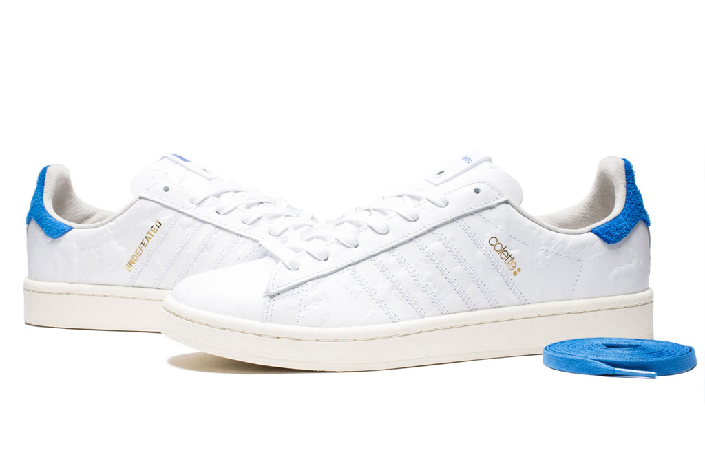 Undefeated x Colette x Adidas Campus