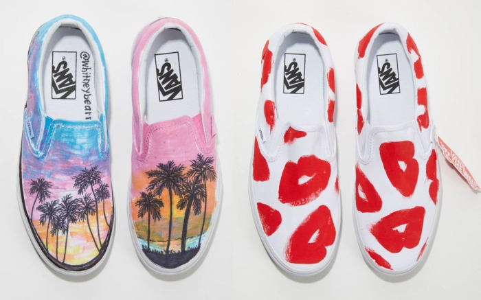 Vans Custom Culture 2017 Ambassador Designs