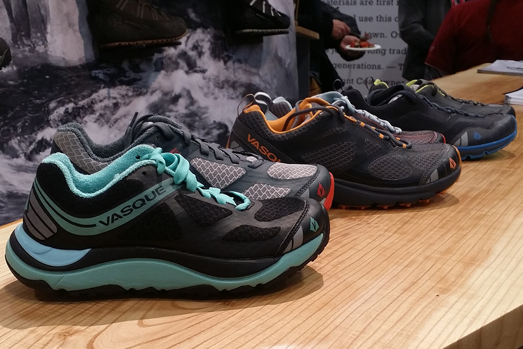 Vasque fall '17 trail running sneakers