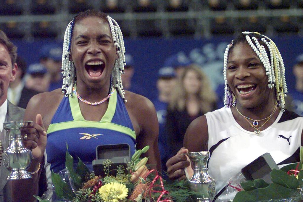 Serena Williams Venus Williams Australian Open