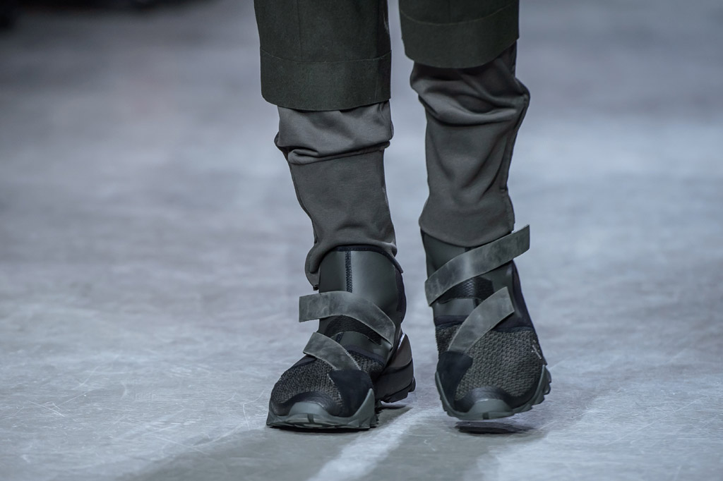 y-3 fall 2017 collection shoes