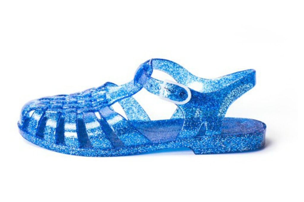 80s shoes jelly shoes
