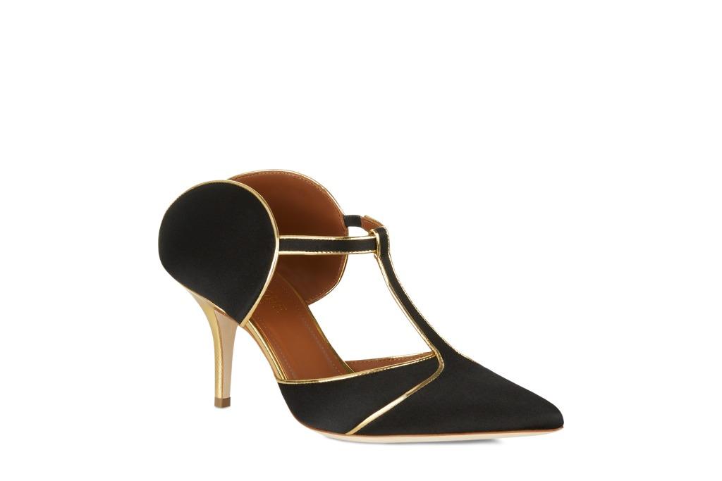Malone Souliers fall 2017 london fashion week shoes