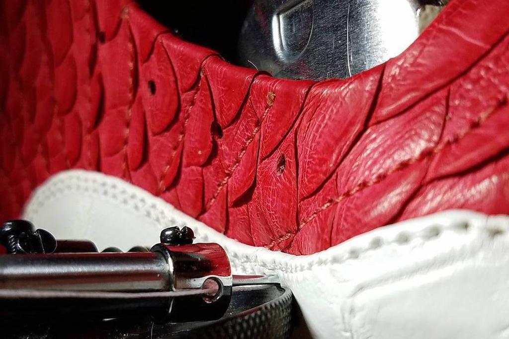 Customized Air Jordan 12 Infant Sneakers