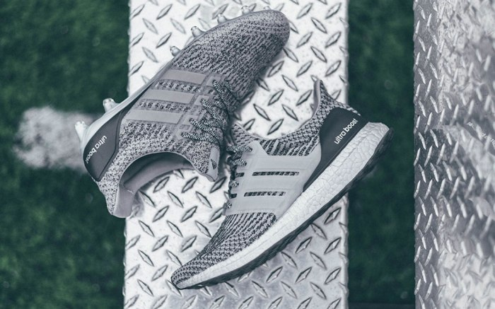 Adidas UltraBoost Cleat Silver Pack