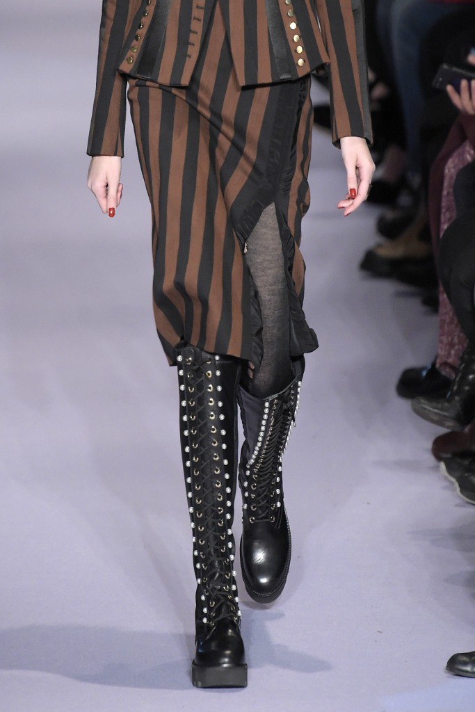 Altuzarra Shoe of the Day New York Fashion Week
