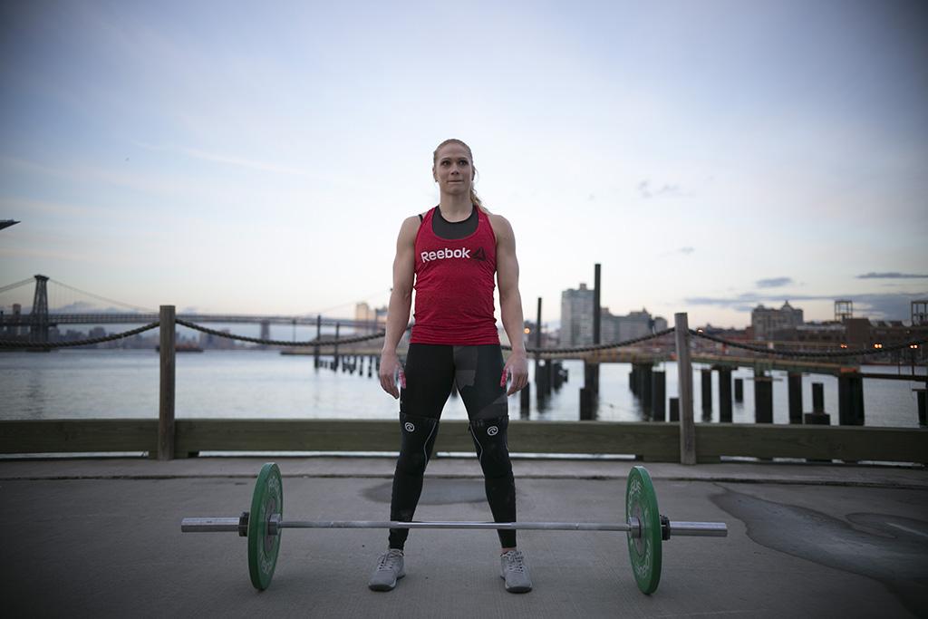 CrossFit Games champion Annie Thorisdottir
