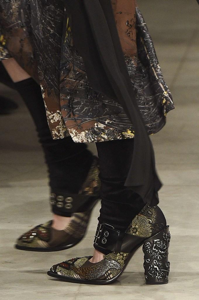 Antonio Marras fall '17 collection.