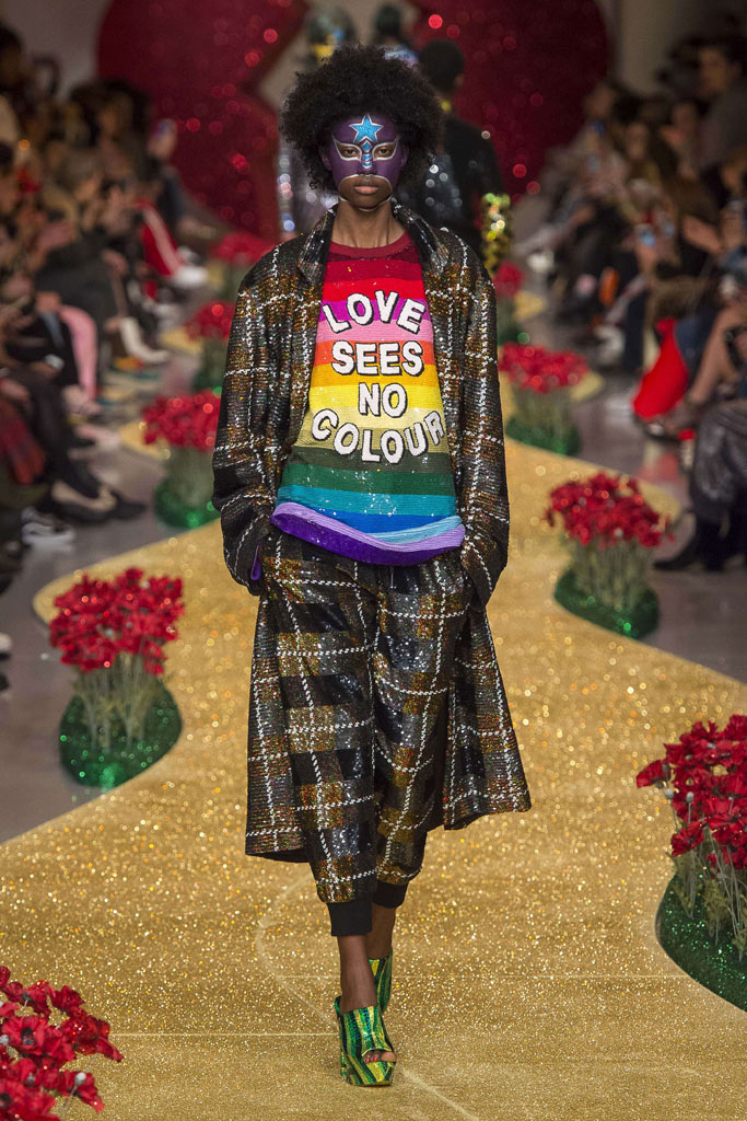Ashish Fall 2017 London Fashion Week