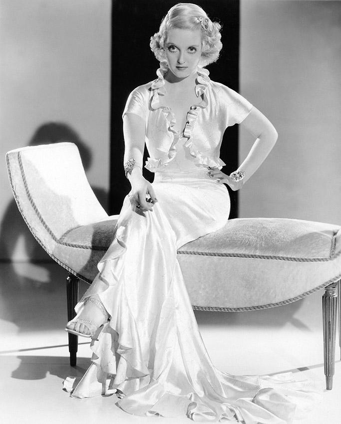 Bette Davis in 1934.