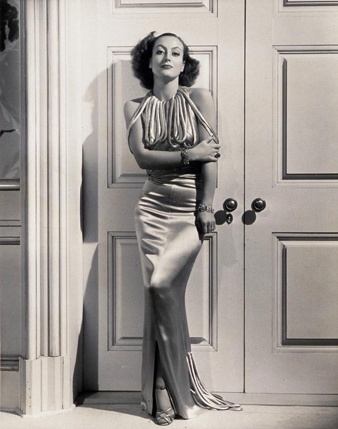 Joan Crawford Fashion Style