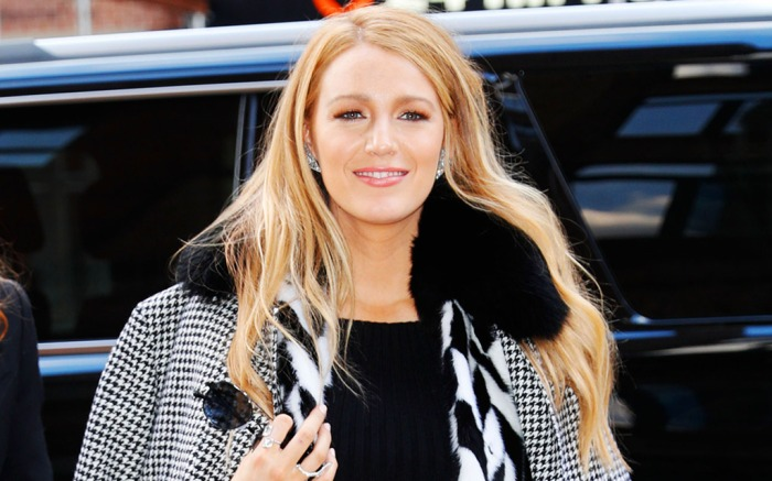 Blake Lively New York Fashion Week Style