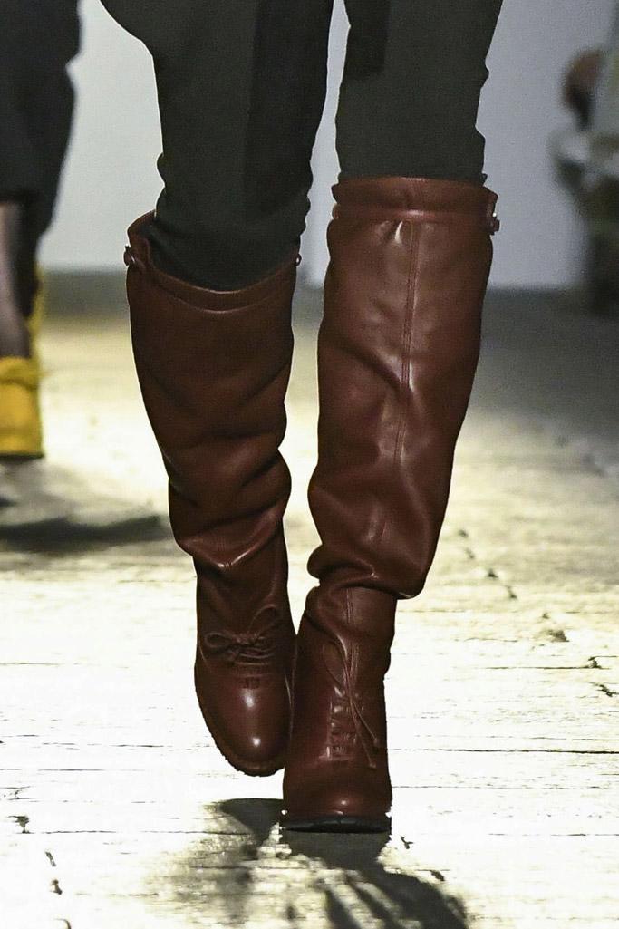 Bottega Veneta milan fashion week fall 17