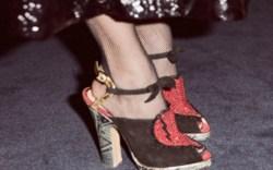 Top Shoes: London Fashion Week