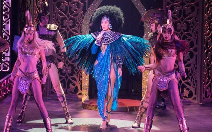 Cher Las Vegas Show