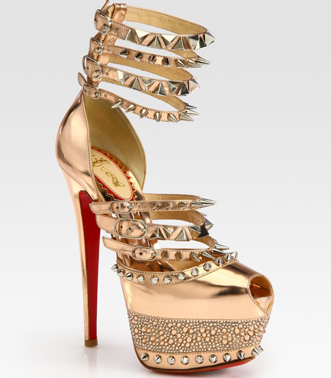 christian louboutin 20th anniversary isolde
