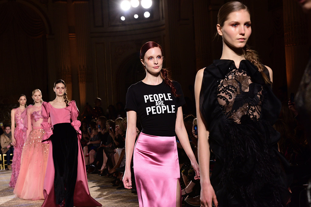 Christian Siriano Fall 2017 New York Fashion Week
