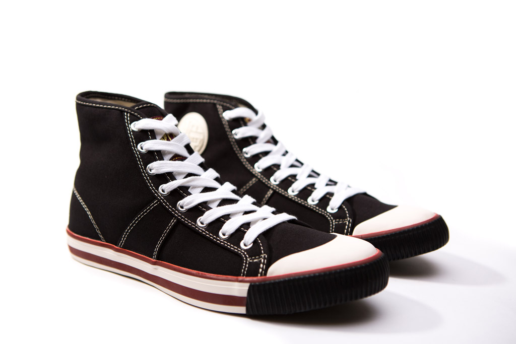 harry lew black history month sneakers