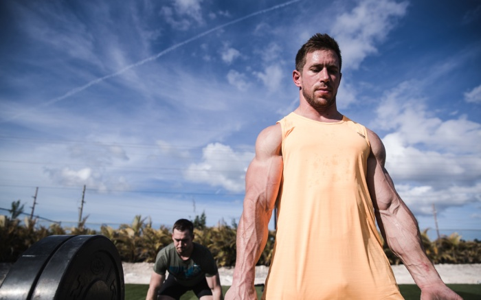 Reebok CrossFit Dan Bailey