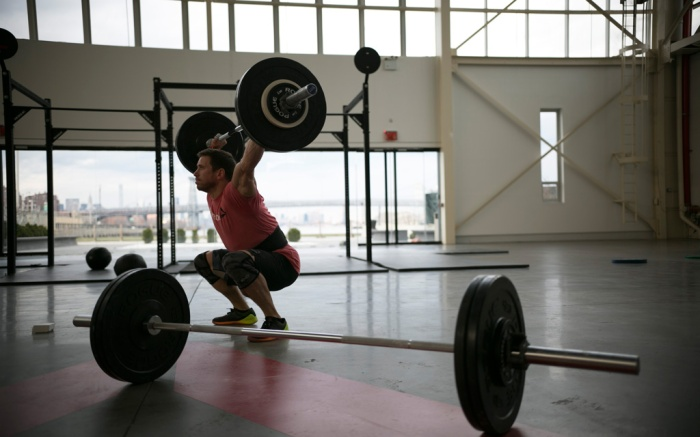Dan Bailey Reebok CrossFit Nano 7