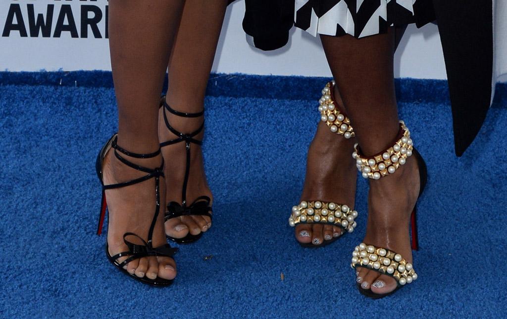 janelle monae independent spirit awards shoes
