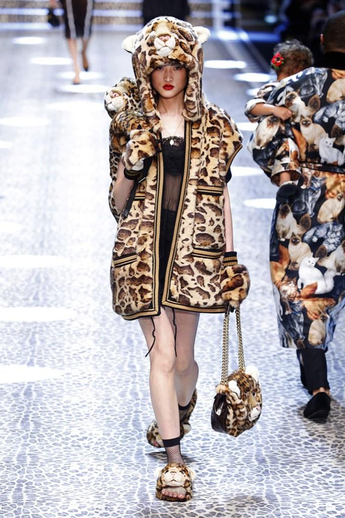 Dolce & Gabbana fall '17 collection