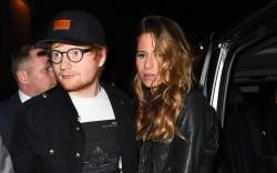 Ed Sheeran Brit Awards After party