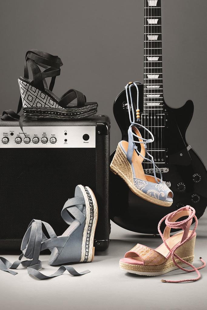 Ellie Goulding Deichmann Shoes