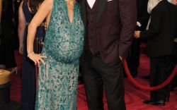 Baby Bumps on the Red Carpet