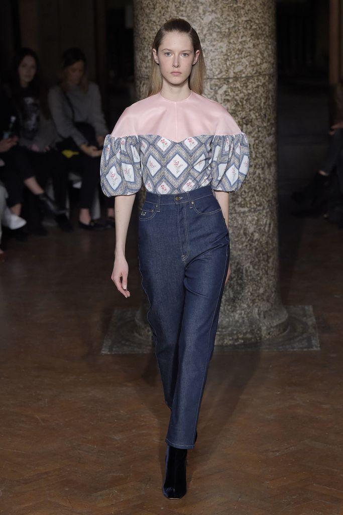 Emilia Wickstead Ready to Wear Fall 2017