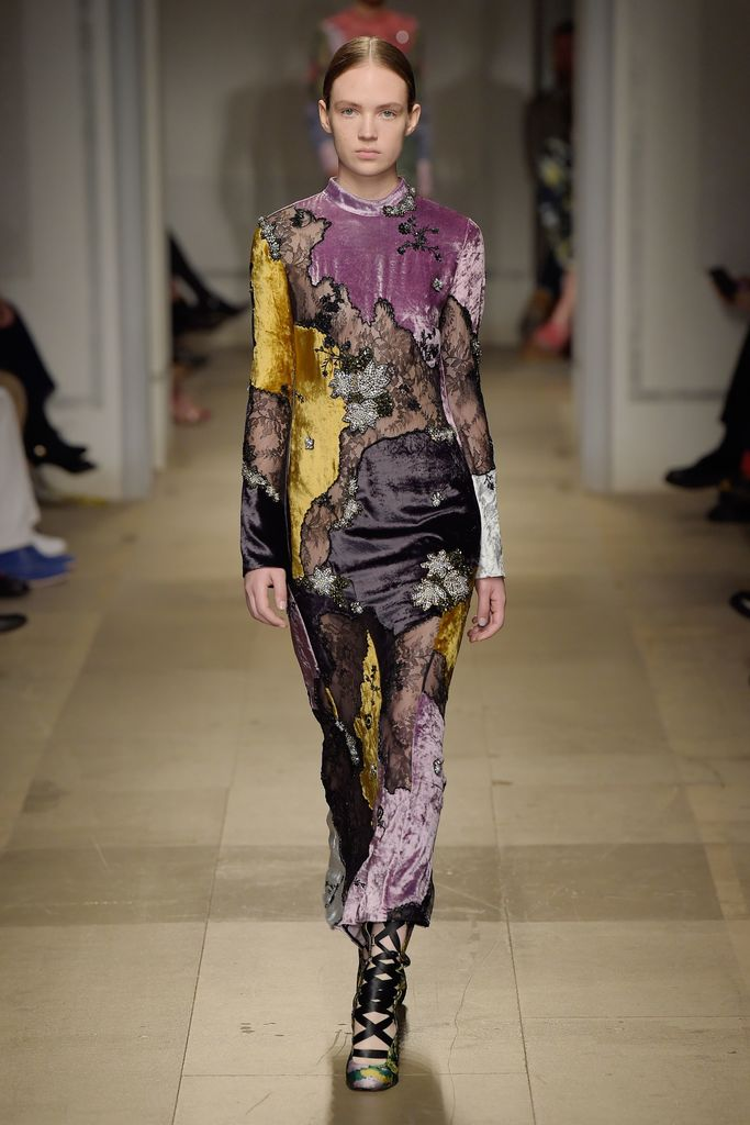 erdem ready to wear fall 2017 london fashion week