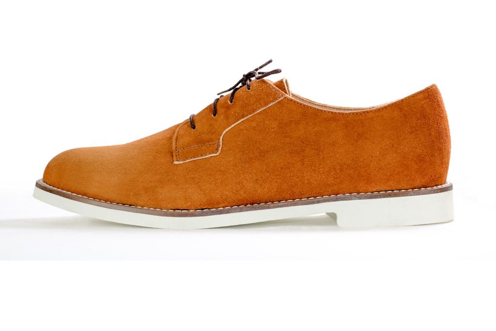 gambino alliance derby terracotta shoes