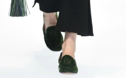 Shoe of the Day at Milan