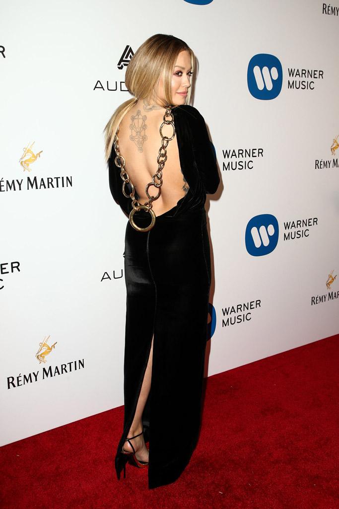 Rita Ora 2017 Grammys After Party