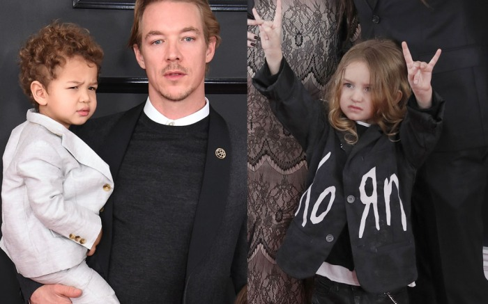 Grammy Awards 2017: Cute Kids on the Red Carpet