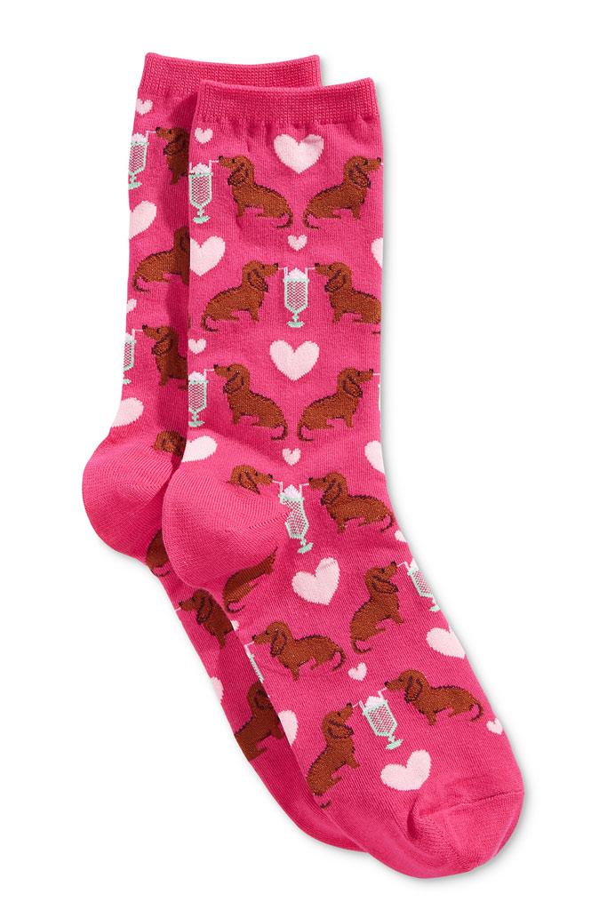 Hot Sox Valentine's Day socks