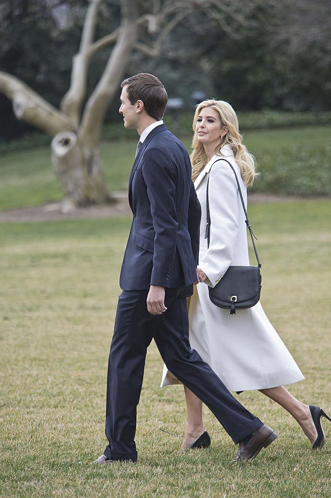 ivanka trump shoes white house jared kushner