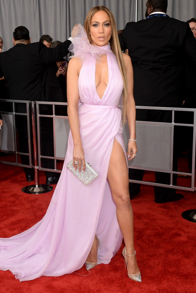 Skin-Baring Styles Jennifer Lopez