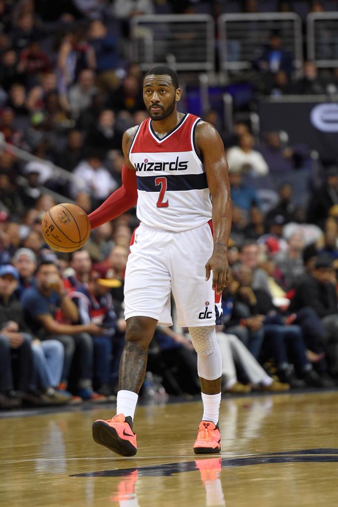 John Wall Washington Wizards Nike Kobe 11