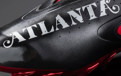 Atlanta TV Under Armour cleats Julio