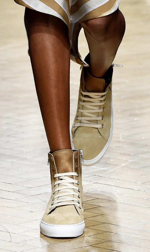 J.W. Anderson london fashion week runway