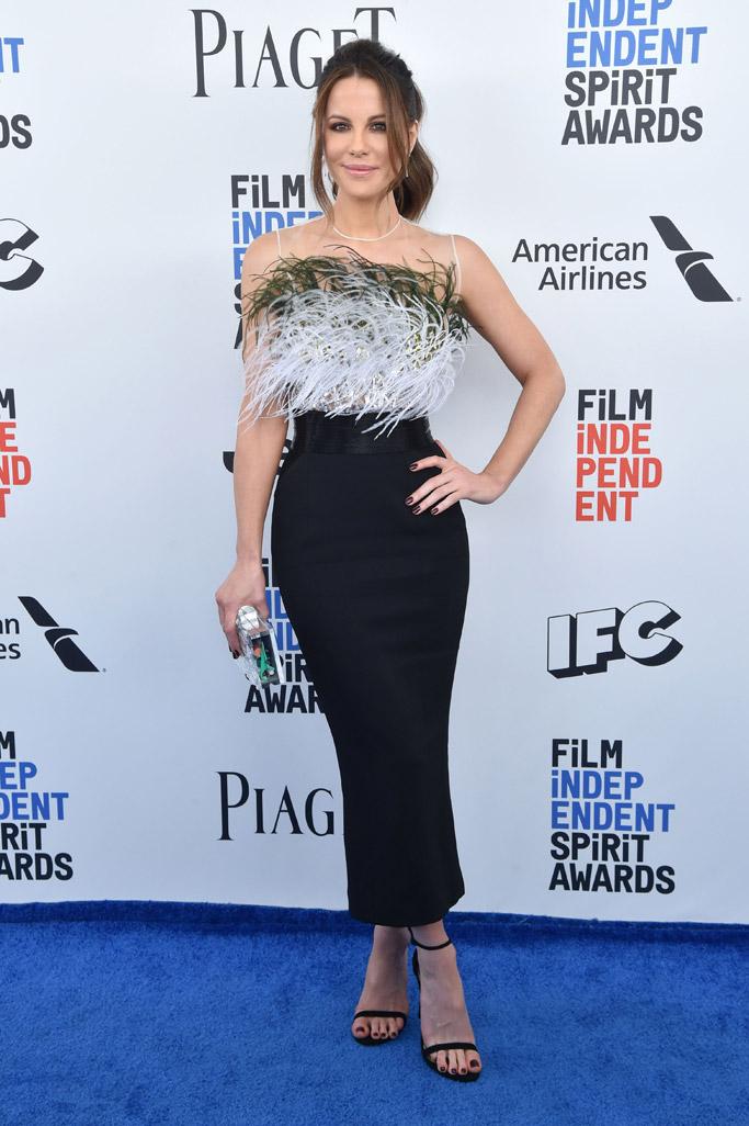 2017 Film Independent Spirit Awards dress kate beckinsale