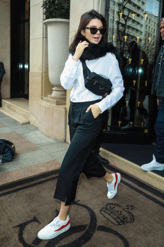 Kendall Jenner Model Off-Duty Style