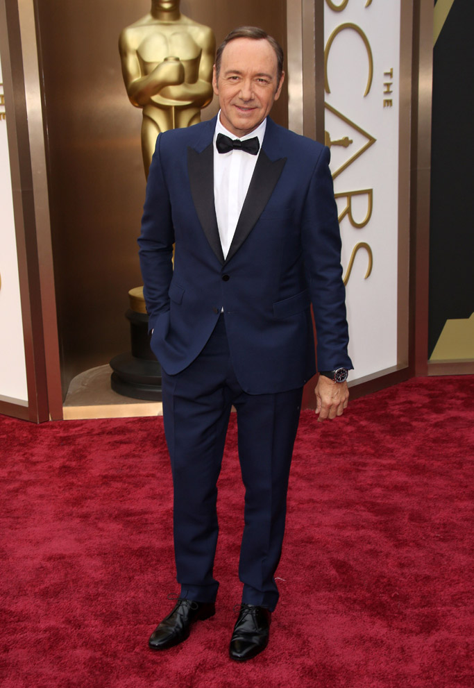 kevin spacey oscars 2014