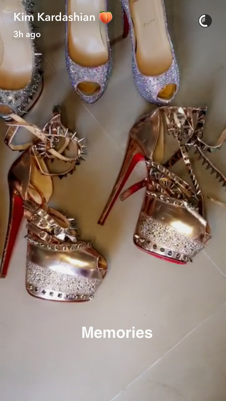 kim kardashian shoe archive christian louboutin isolde pumps